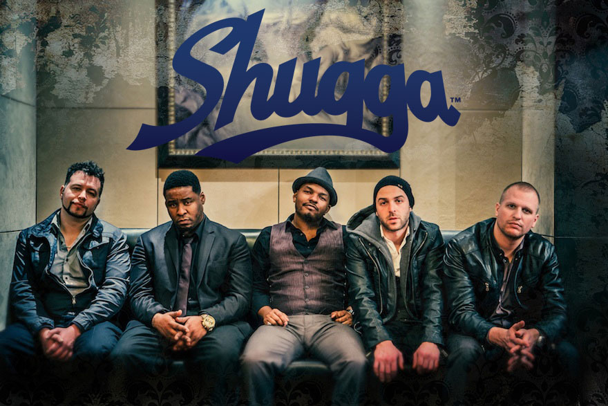 Toronto Wedding Band - SHUGGA