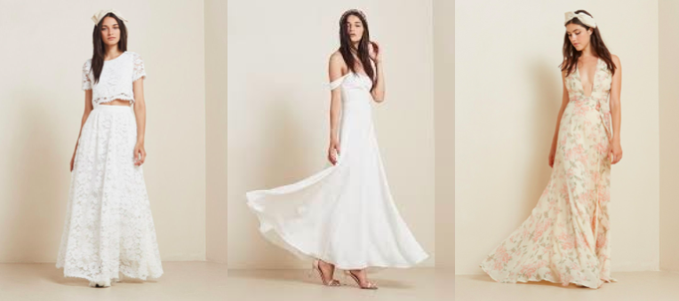 Reformation Bridal F/W 2014