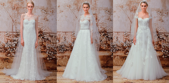 Bridal Gowns for Fall and Winter – 2014/2015