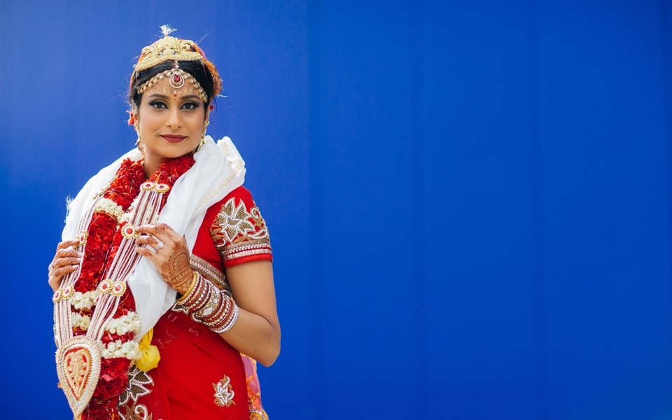 Indian wedding photoshoot