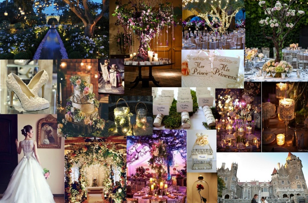 fairytale weddings wedding inspiration enchanted fairy themed tale themes venues decor events fusion
