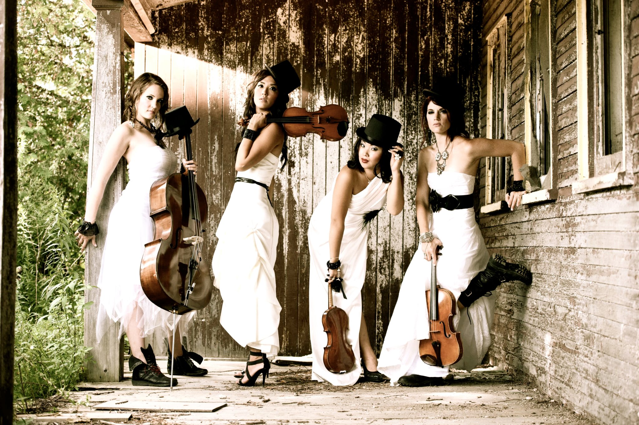Fusion String Quartet