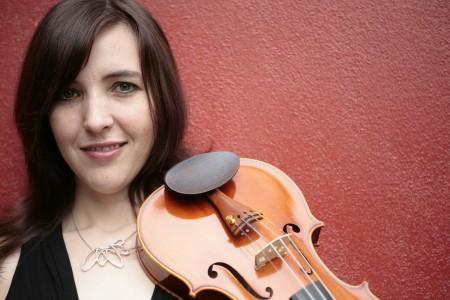 Toronto Wedding Violinist – Jill Daley