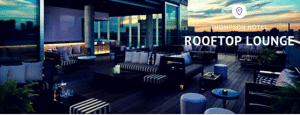 Rooftop Lounge Thompson Hotel Toronto