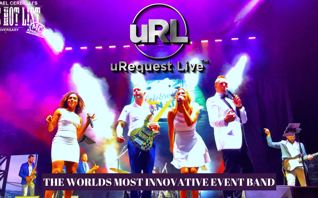 Innovative Event Entertainment – uRequest Live