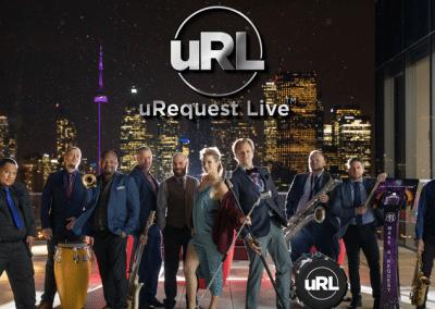 uRequest Live Band
