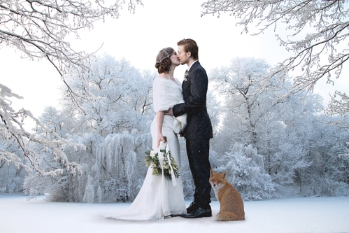 Let It Snow! Your Guide to the Perfect Winter Wedding